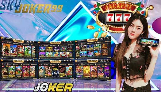 Agen Slot Joker Gaming Indonesia